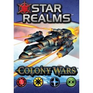 Star Realms - Colony Wars (Espansione) Giochi di Carte