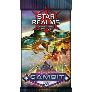 Star Realms - Gambit Set (Espansione) Giochi di Carte