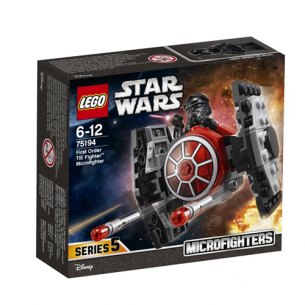 Lego Microfighter First Order TIE Fighter Star Wars (75194) LEGO 11,99 €