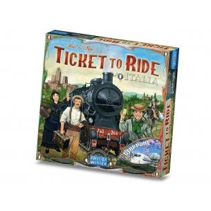 Ticket To Ride - Italia + Giappone (Espansione) Grandi Classici
