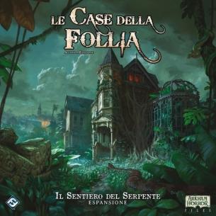 Le Case Della Follia - Il Sentiero Del Serpente (Espansione) Giochi per Esperti