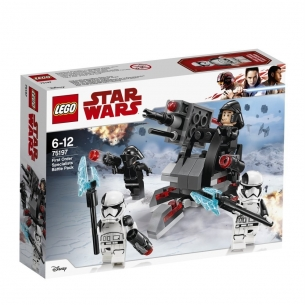 Lego Star Wars 75197 - TM - Battle Pack del Primo Ordine LEGO 15,99 €