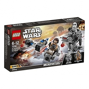 Lego Star Wars 75195 - TM - Ski Speeder Contro Microfighter First Order Walker LEGO 20,99 €