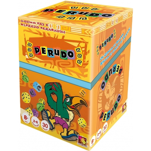 Perudo Party Games
