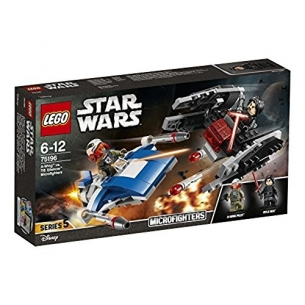 Lego Star Wars 75196 - TM - A-Wing Contro Microfighter Tie Silencer LEGO 20,99 €