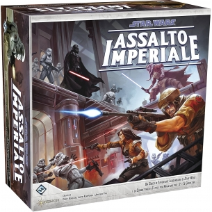 ASTERION - STAR WARS ASSALTO IMPERIALE - ITALIANO  - Asterion 84,90€