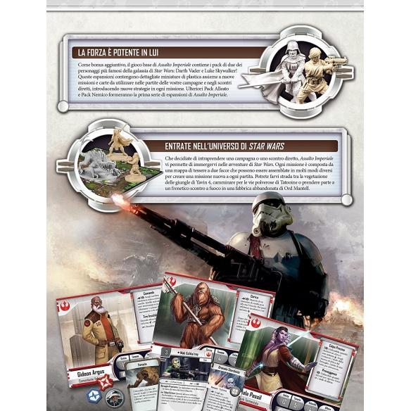 Star Wars - Assalto Imperiale Giochi per Esperti