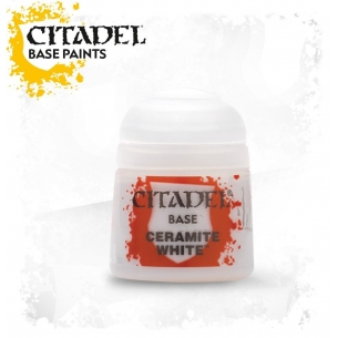 Citadel Base - Ceramite White  - Citadel 3,30€