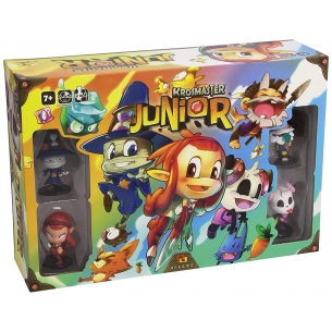 GHENOS GAMES - KROSMASTER JUNIOR - ITALIANO Ghenos Games 29,90 €