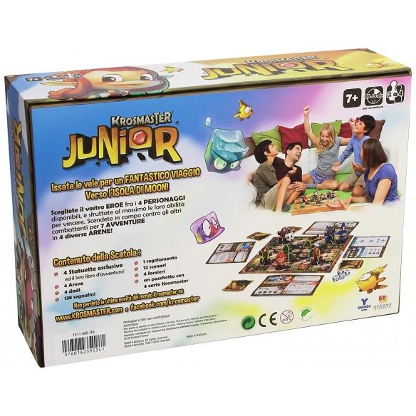 Krosmaster Junior Giochi per Bambini