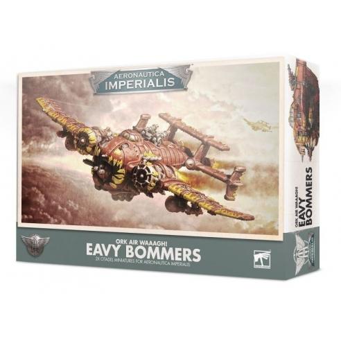 Aeronautica Imperialis - Eavy Bommers Imperial Navy