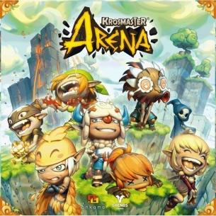 GHENOS - KROSSMASTER ARENA Ghenos Games 39,90€