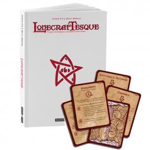 Lovecraftesque + Carte Speciali Altri Giochi di Ruolo