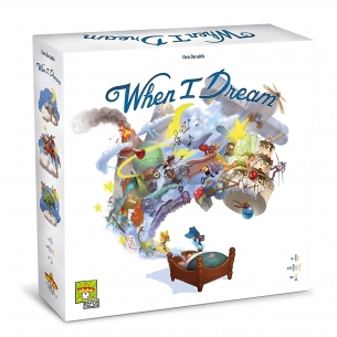 ASMODEE - WHEN I DREAM - ITALIANO  - Asmodee 29,90 €