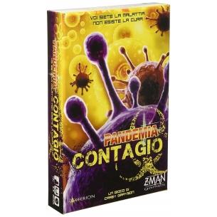 ASTERION - PANDEMIA CONTAGIO - ITALIANO  - Asterion 18,90€