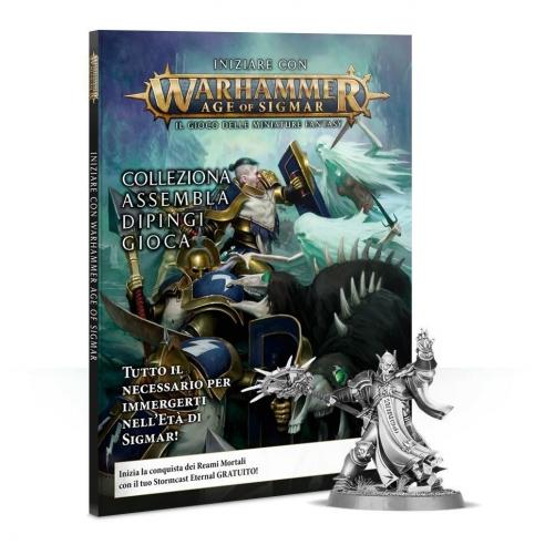 Age Of Sigmar - Iniziare Con Warhammer Age Of Sigmar (ITA) (starter set) Starter Set