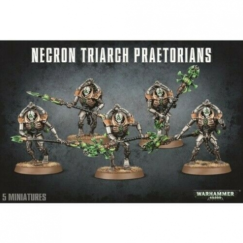 Necrons -Triarch Praetorians Necrons