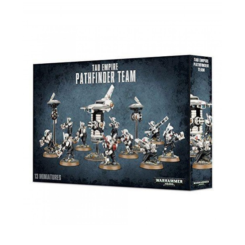 T'au Empire - Pathfinder Team T'au Empire