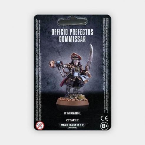 Adeptus Mechanicus - Officio Prefectus Commissar Adeptus Mechanicus