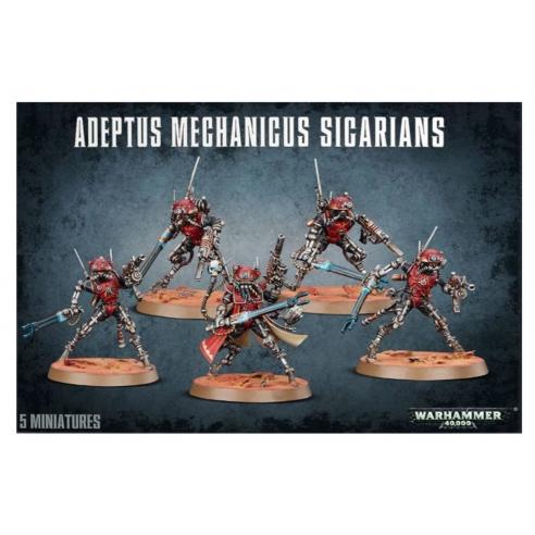 Adeptus Mechanicus - Sicarians Adeptus Mechanicus