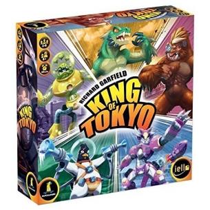 King of Tokyo Giochi Semplici e Family Games