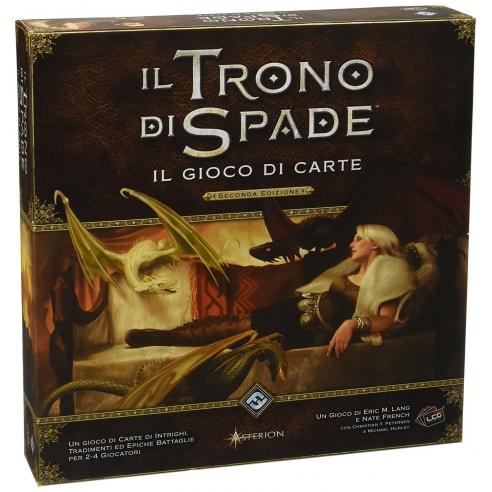 Il Trono Di Spade Lcg - Il Gioco Di Carte Giochi di Carte