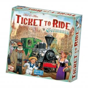 Ticket to Ride - Germania Grandi Classici