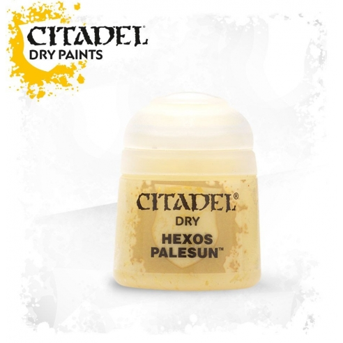 Citadel Dry - Hexos Palesun Citadel Dry