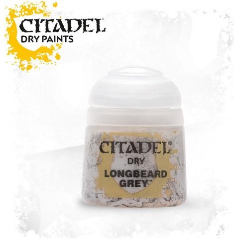 Citadel Dry - Longbeard Grey Citadel Dry