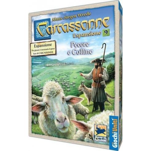 Carcassonne - Pecore E Colline (Espansione) Grandi Classici