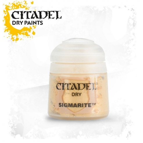 Citadel Dry - Sigmarite Citadel Dry