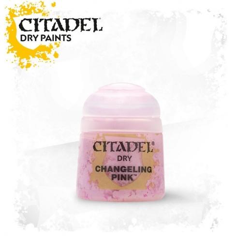 Citadel Dry - Changeling Pink Citadel Dry