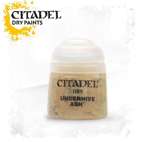 Citadel Dry - Underhive Ash Citadel Dry