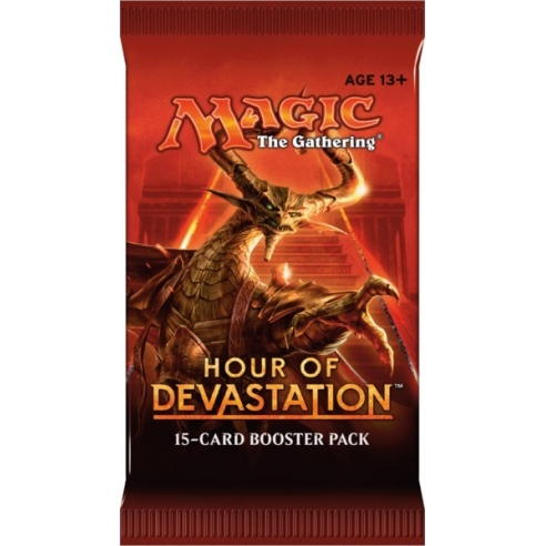 Hour of Devastation - Busta 15 Carte (ENG) Bustine Singole