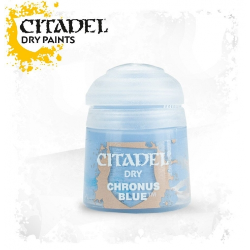 Citadel Dry - Chronus Blue Citadel Dry