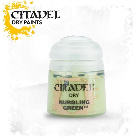 Citadel Dry - Nurgling Green Citadel Dry