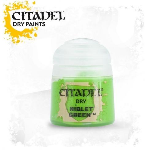 Citadel Dry - Niblet Green Citadel Dry