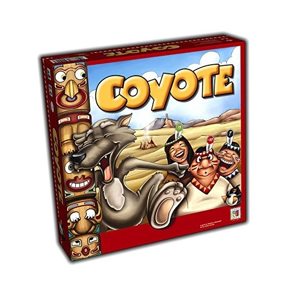 Coyote Party Games