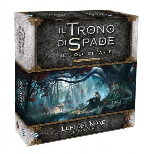 Il Trono Di Spade Lcg - Lupi Del Nord (Espansione) Altri LCG