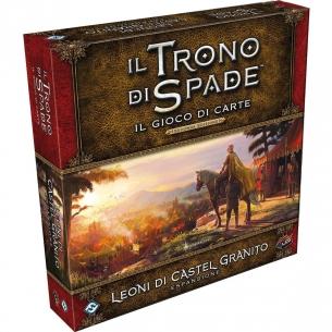 ASTERION - IL TRONO DI SPADE LEONI DI CASTEL GRANITO ESPANSIONE - ITALIANO  - Asterion 28,80€