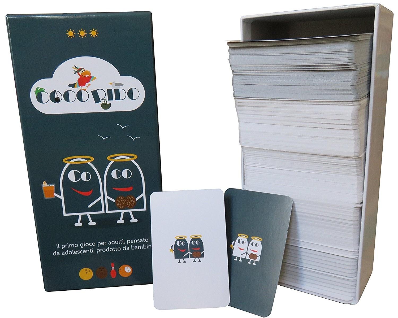 Coco Rido, Il primo gioco per adulti, pensato da ...