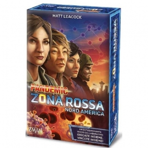 Pandemic - Zona Rossa - Nord America Cooperativi
