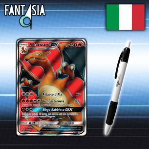 Charizard GX - Carta Pokèmon ITA - SM60 + Penna Fantàsia  - Fantàsia 49,90€