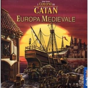 Catan - Europa Medievale Grandi Classici