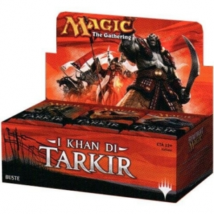 Magic the Gathering - Khans of Tarkir- Box 36 buste Italiano Magic The Gathering 119,00 €