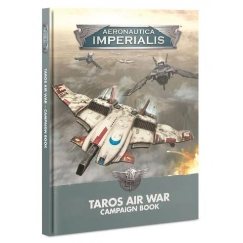 Aeronautica Imperialis - Taros Air War Libro di Campagna (ENG) Regolamenti e starter set