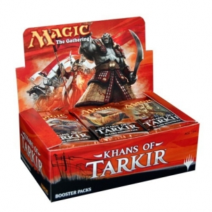 Magic the Gathering - Khans of Tarkir- Box 36 buste Inglese Fantàsia 119,00 €