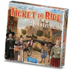 Ticket to Ride - Amsterdam Grandi Classici