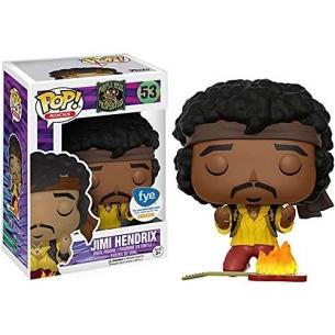 Funko Pop 53 - Jimi Hendrix EXCLU - Purple Haze Properties Funko 14,90€