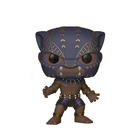 Funko Pop 274 - Marvel - Black Panther - Black Panther Warrior Falls Funko